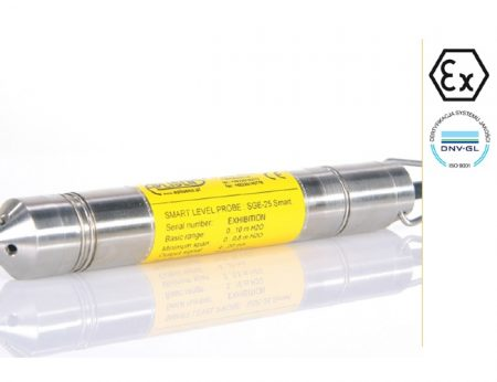 Aplisens SGE-25 and SGE-16 Hydrostatic Level Probes