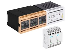 Universal stabilized power supplies, Dinel-Level and Flow Measurement