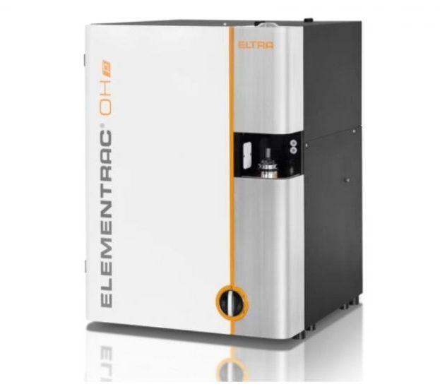 Eltra Oxygen / Hydrogen Analyzer ELEMENTRAC OH-p