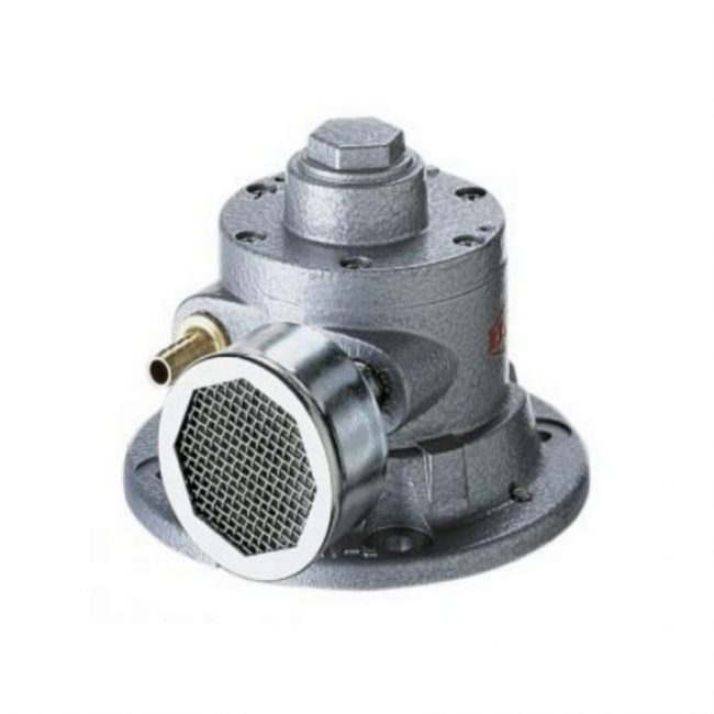Flux Motor FPM – Compressed-Air Motors