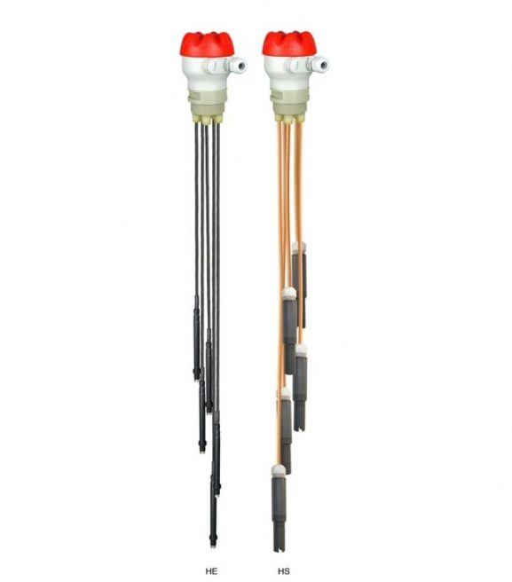 Bamo Cable Suspended Resistive Level Probes