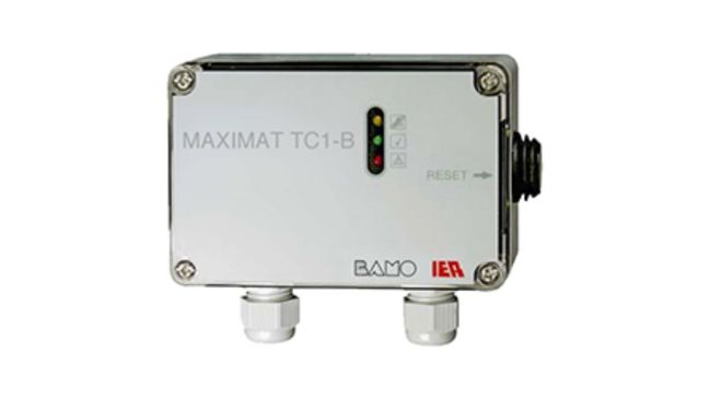Level 1 Channel Alarm Unit MAXIMAT TC1-B