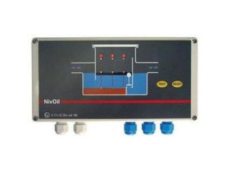 Alarm System for Oil-Water Separators NivOil® / 230 V AC