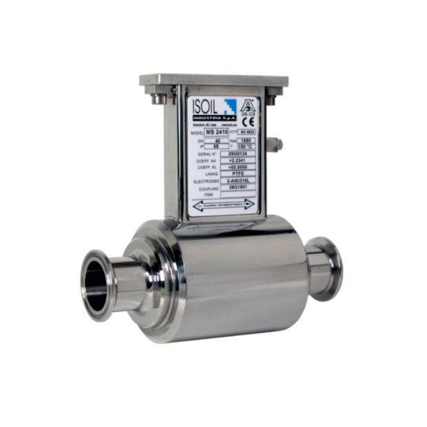 Isoil ISOMAG MS 2410 Electromagnetic Sanitary Sensor