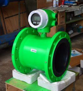 Flow meter untuk Air limbah pertambangan