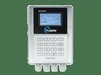Flowma WUF 300 CF ultrasonic Flow meter