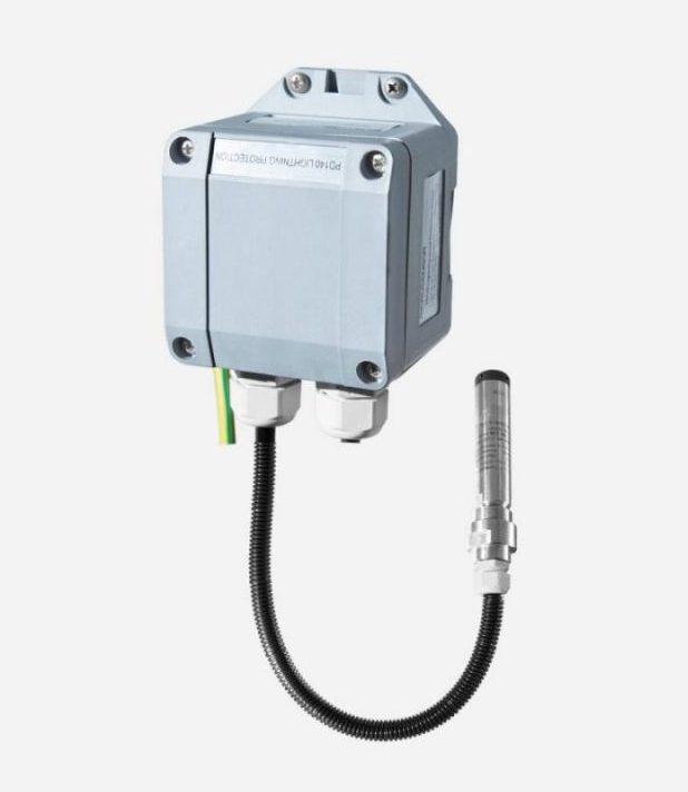 Microsensor Corp MPM4809TD Level Transmitter
