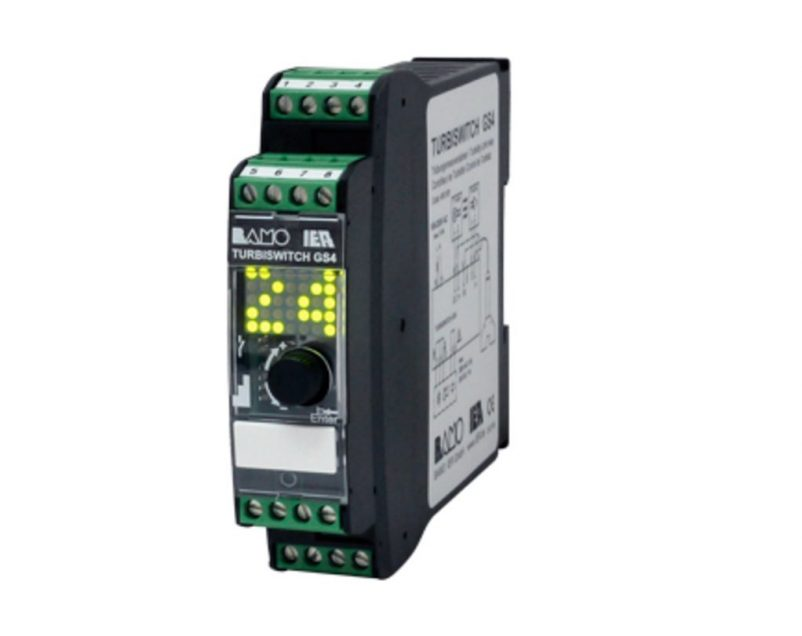 Bamo TURBISWITCH GS4 Turbidity Controller