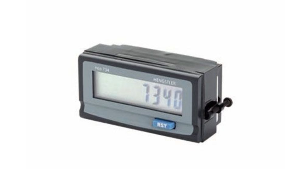 Hengstler 734 Totalizing Counter Tico