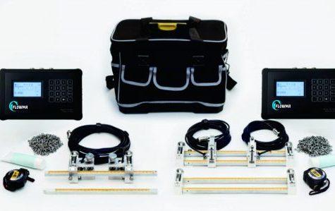 Portable Ultrasonic Flow Meter Flowma WUF 300J