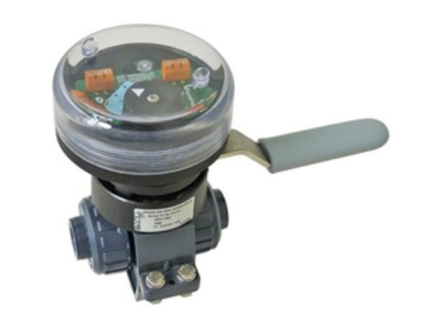 VM2V S4 FDC Bamo 2-Way Ball Valves and Limit Switches