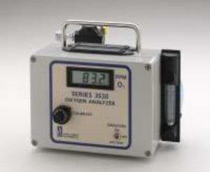 Alpha Omega Instruments Portable Oxygen Analyzer Series 3520