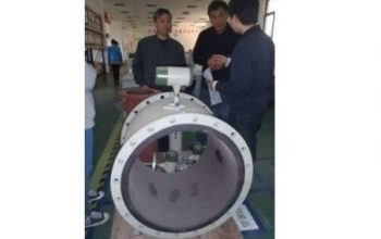 Flow Meter Electromagnetic large size