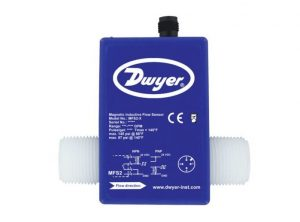 Dwyer Series MFS2 Magnetic In-Line Inductive Flow Sensor