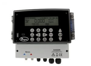 Series UFC Ultrasonic Flow Transmitter Set
