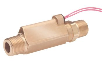 Series P8 Piston High Pressure Brass Flow Switch