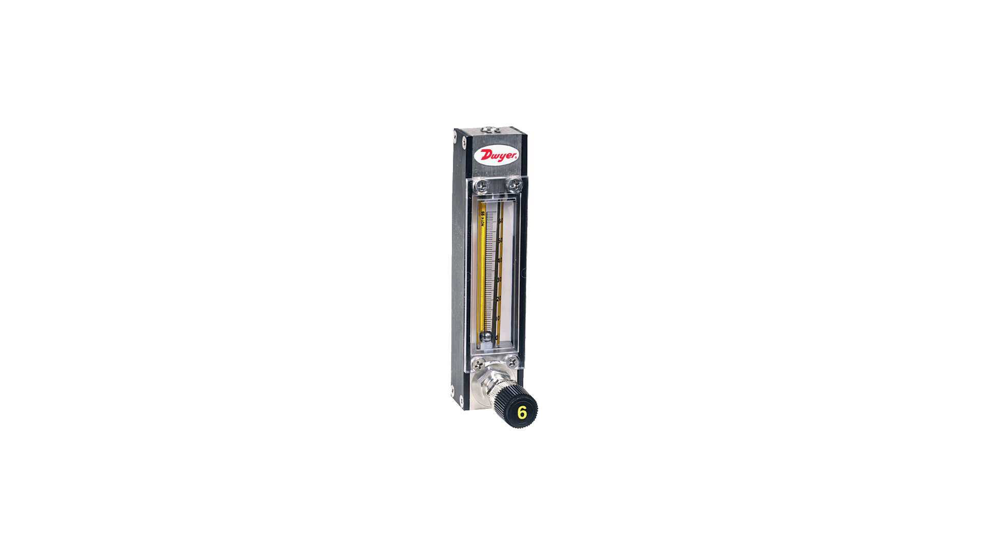 Dwyer Series VA Variable Area Glass Flow Meters