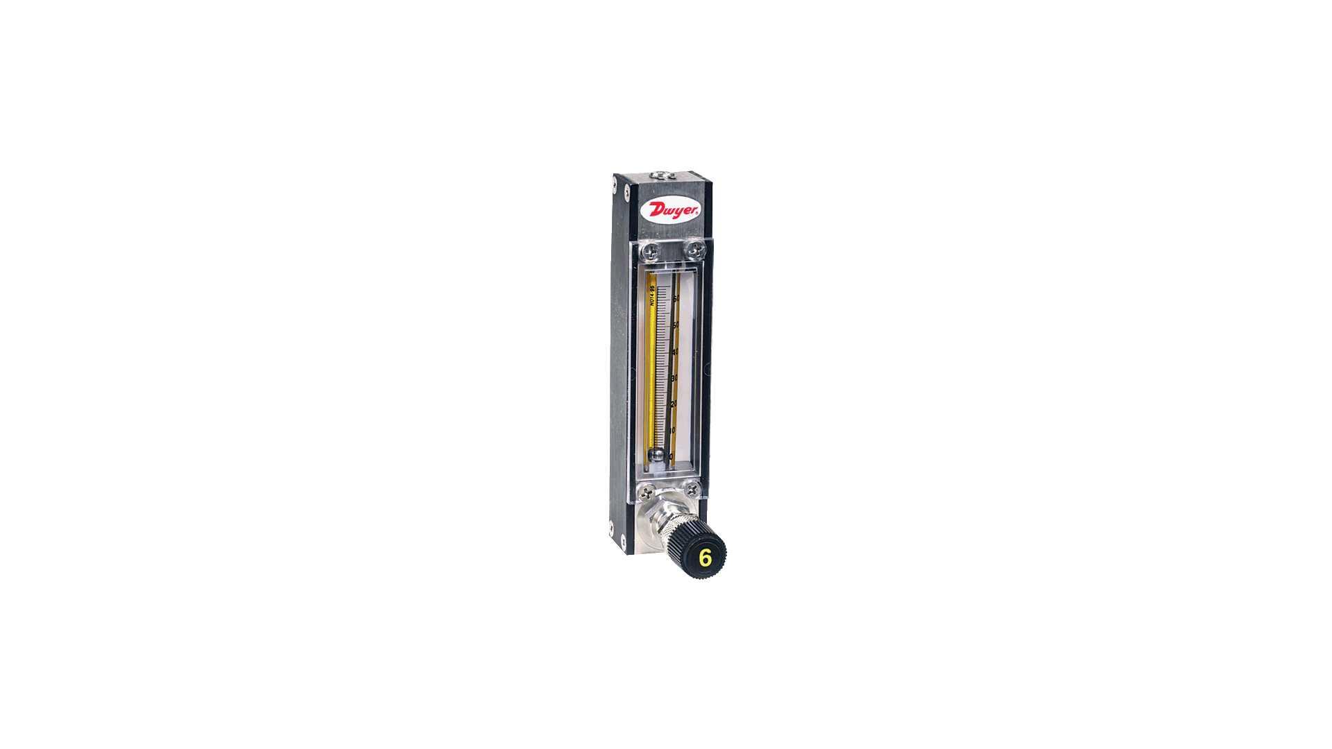 Dwyer Series VA Variable Area Glass Flow Meters