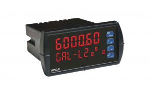 APG DDD Digital Panel Meter Din Mounted