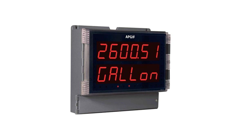 APG DDL Series Large Digital Panel Meter