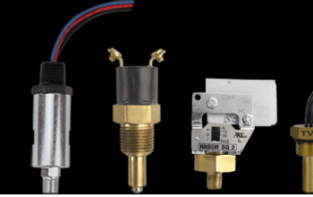 Nason vacum, temperature dan pressure switch