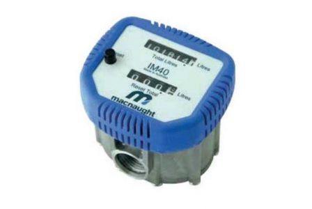 Macnaught 1/2″ Mechanical Oil Flow Meter