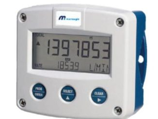 Type ER-RMP ER-RMA Digital Display Flow Meter