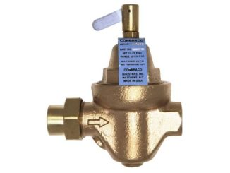 Apollo Valves 35 Series Feedwater Regulator and Fill Valve