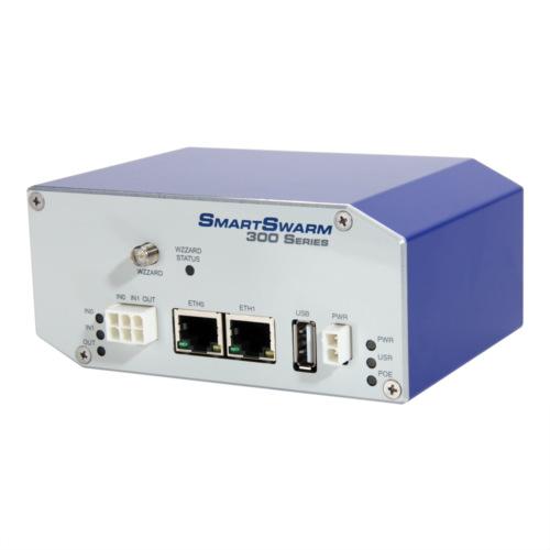 B+B SmartWox SmartSwarm 342 IIoT Gateway