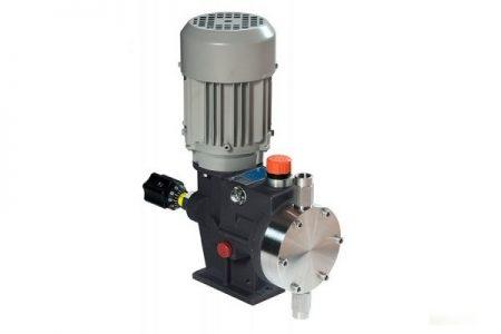 OBL Blackline XRN Series Hydraulic Diaphragm Metering Pumps