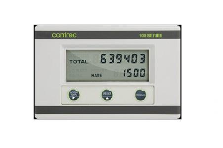 Contrec 103D Flow Rate Totalizer