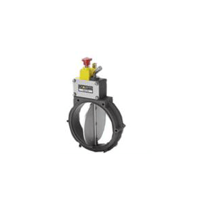 Chalwyn MPX CE236 Pressure to Close Butterfly Valve