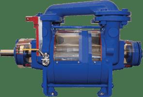 Quincy Compressor QLR Liquid Ring