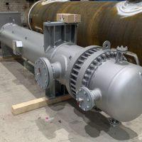 Oeltechnik Shell & tube heat exchangers