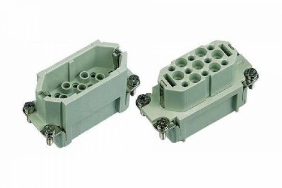 Heavy Duty Electrical Connector