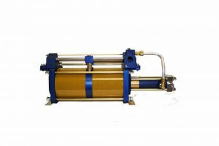 Gas Booster Single Stage Double Acting SC Hydraulic Engineering