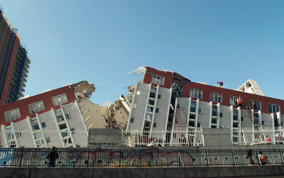 cutremur chile 27 februarie 2010