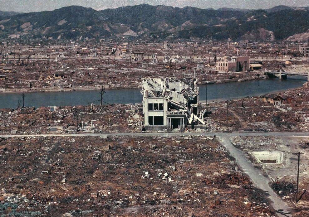 Hiroshima March 1946