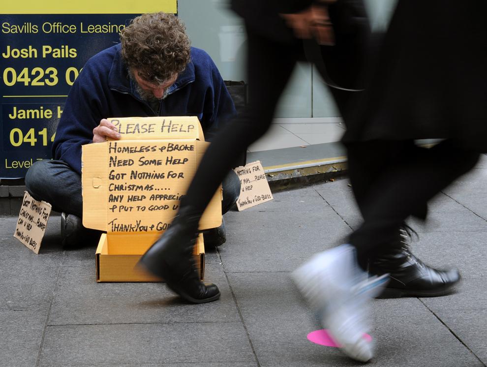 [The Big Picture] Người vô gia cư trên thế giới