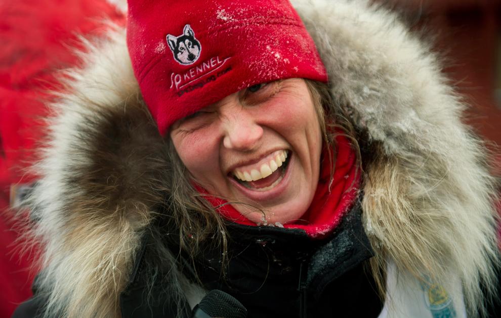 [The Big Picture] Giải Iditarod Trail Sled Dog Race 2012 (P1)