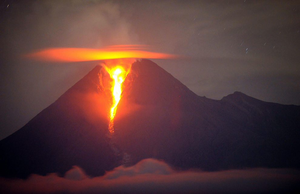 10 Most Active Volcanoes in The World | ALK3R
