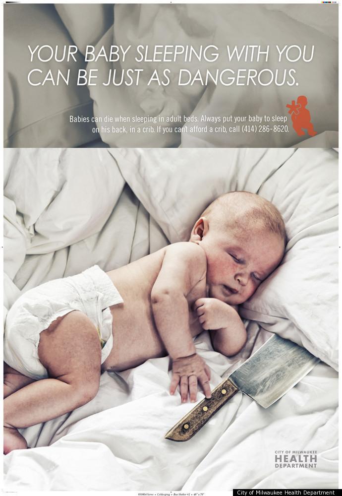 cosleeping-babies-ad-controversy