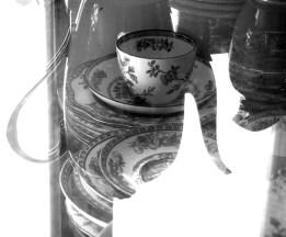 """Tea for Twelve"" © R.S. Whitney 2016"