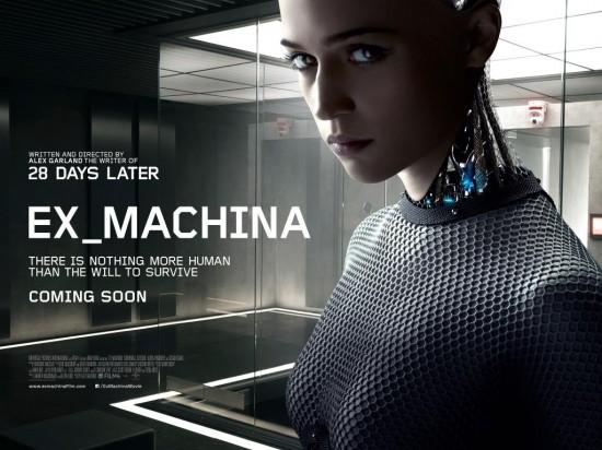 """L'architettura nel cinema: """"Ex machina"""""""