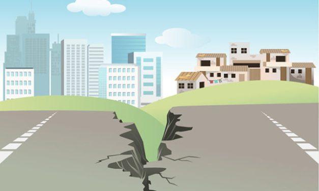 Lo sviluppo della città metropolitana tra squilibri e disuguaglianze.