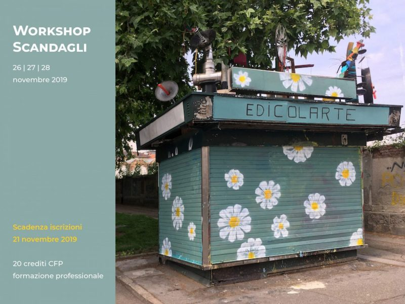 WORKSHOP SCANDAGLI