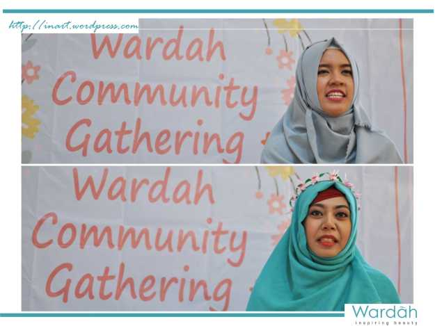 sambutan-wardah-community-gathering