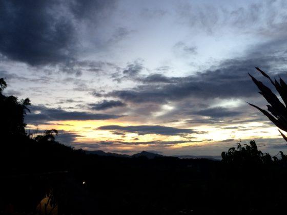 Sunrise Batutumonga