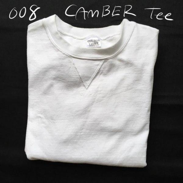 CAMBER ヘビーウェイトTシャツ