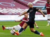 West Ham Sukses Tahan Imbang Man City di London Stadium